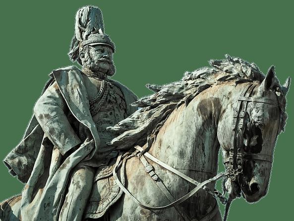ruiterstandbeeld via Jentine Art History